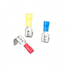 Geminus-Pvc Insulated Crimp Feminam & Male Disconnector