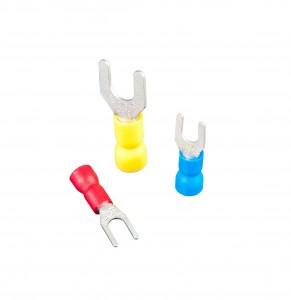 聚氯乙烯绝缘简易入口铲形端子